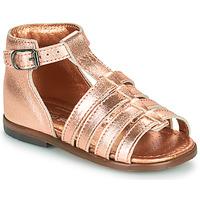 Παπούτσια Κορίτσι Σανδάλια / Πέδιλα Little Mary HOSMOSE Ροζ