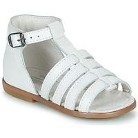 Παπούτσια Κορίτσι Σανδάλια / Πέδιλα Little Mary HOSMOSE Άσπρο