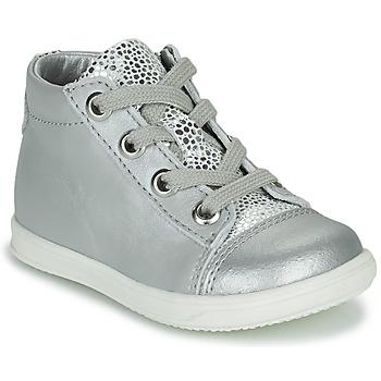 Παπούτσια Κορίτσι Ψηλά Sneakers Little Mary VITAMINE Silver