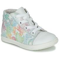 Παπούτσια Κορίτσι Ψηλά Sneakers Little Mary VITAMINE Άσπρο