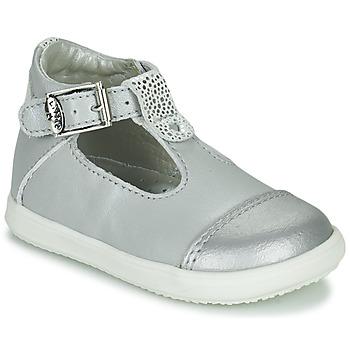 Παπούτσια Κορίτσι Μπαλαρίνες Little Mary VALSEUSE Silver