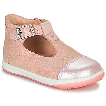 Παπούτσια Κορίτσι Μπαλαρίνες Little Mary VALSEUSE Ροζ