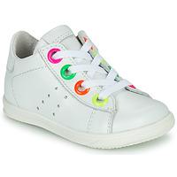 Παπούτσια Κορίτσι Ψηλά Sneakers Little Mary DOROTHE Άσπρο
