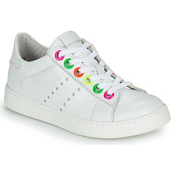 Παπούτσια Κορίτσι Χαμηλά Sneakers Little Mary LAURENE Άσπρο