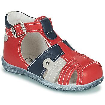 Παπούτσια Αγόρι Σανδάλια / Πέδιλα Little Mary VERCORS Red