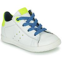 Παπούτσια Αγόρι Χαμηλά Sneakers Little Mary DUSTIN Άσπρο