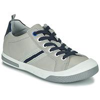 Παπούτσια Αγόρι Χαμηλά Sneakers Little Mary LOGAN Grey