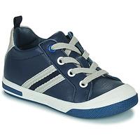 Παπούτσια Αγόρι Χαμηλά Sneakers Little Mary LOGAN Μπλέ