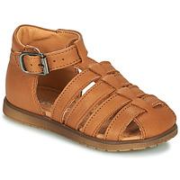 Παπούτσια Αγόρι Σανδάλια / Πέδιλα Little Mary LIXY Brown