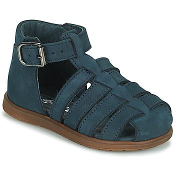 Παπούτσια Αγόρι Σανδάλια / Πέδιλα Little Mary LIXY Μπλέ
