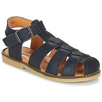 Παπούτσια Αγόρι Σανδάλια / Πέδιλα Little Mary BREHAT Μπλέ