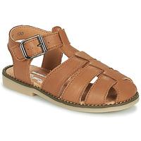 Παπούτσια Αγόρι Σανδάλια / Πέδιλα Little Mary BREHAT Brown