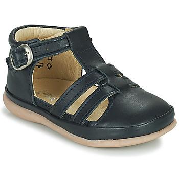 Παπούτσια Παιδί Μπαλαρίνες Little Mary LAIBA Μπλέ