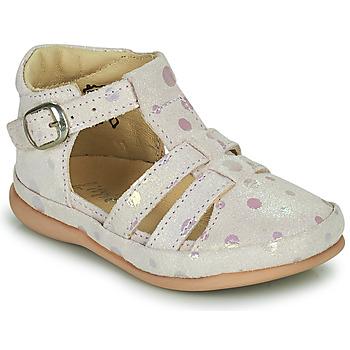Παπούτσια Παιδί Μπαλαρίνες Little Mary LAIBA Ροζ