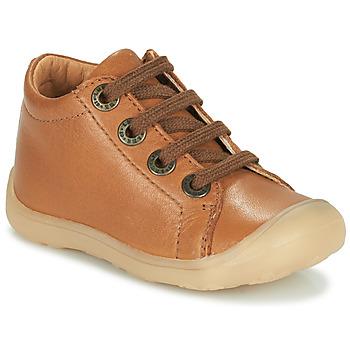 Παπούτσια Παιδί Ψηλά Sneakers Little Mary GOOD Brown