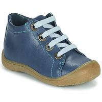 Παπούτσια Παιδί Ψηλά Sneakers Little Mary GOOD Μπλέ