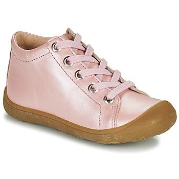 Παπούτσια Παιδί Ψηλά Sneakers Little Mary GOOD Ροζ