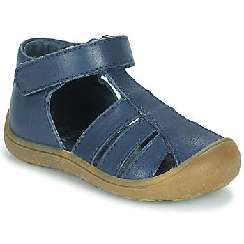 Παπούτσια Παιδί Σανδάλια / Πέδιλα Little Mary LETTY Μπλέ