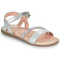 Παπούτσια Κορίτσι Σανδάλια / Πέδιλα Little Mary DOLERON Silver