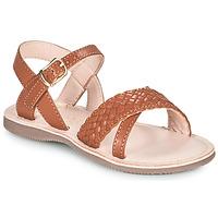 Παπούτσια Κορίτσι Σανδάλια / Πέδιλα Little Mary LIANE Brown
