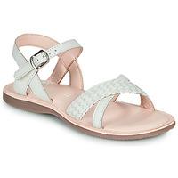 Παπούτσια Κορίτσι Σανδάλια / Πέδιλα Little Mary LIANE Άσπρο