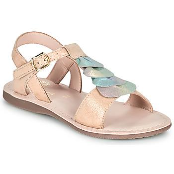 Παπούτσια Κορίτσι Σανδάλια / Πέδιλα Little Mary MARIETTE Gold