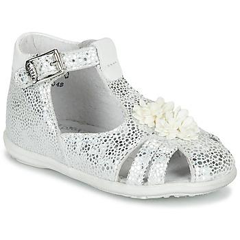 Παπούτσια Κορίτσι Σανδάλια / Πέδιλα Little Mary GLADYS Silver