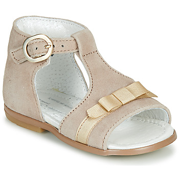 Παπούτσια Κορίτσι Σανδάλια / Πέδιλα Little Mary GAELLE Beige