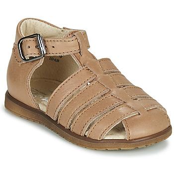 Παπούτσια Παιδί Σανδάλια / Πέδιλα Little Mary LIXY Brown