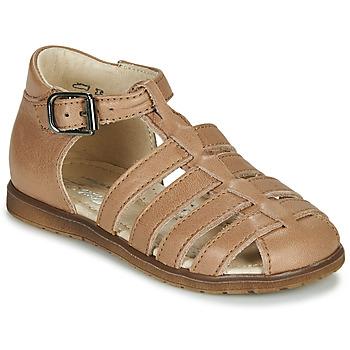 Παπούτσια Παιδί Σανδάλια / Πέδιλα Little Mary LIXY Beige