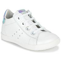 Παπούτσια Κορίτσι Χαμηλά Sneakers Little Mary DOROTHE Άσπρο