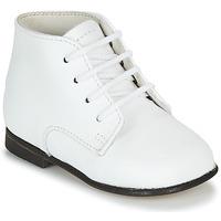 Παπούτσια Παιδί Μπότες Little Mary FL Άσπρο