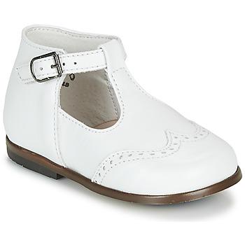 Παπούτσια Παιδί Σανδάλια / Πέδιλα Little Mary FRANCOIS Άσπρο