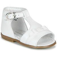 Παπούτσια Κορίτσι Σανδάλια / Πέδιλα Little Mary GAELLE Άσπρο