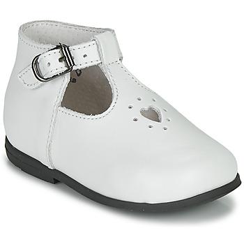 Παπούτσια Κορίτσι Σανδάλια / Πέδιλα Little Mary NANNY SP Άσπρο