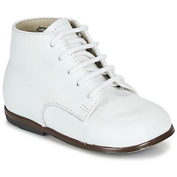 Παπούτσια Παιδί Μπότες Little Mary QUINQUIN Άσπρο