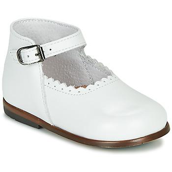 Παπούτσια Κορίτσι Σανδάλια / Πέδιλα Little Mary VOCALISE Άσπρο