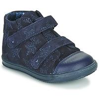 Παπούτσια Κορίτσι Ψηλά Sneakers Little Mary ADELINE Marine