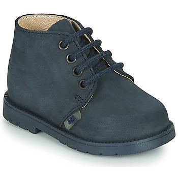 Παπούτσια Αγόρι Μπότες Little Mary GINGO Marine