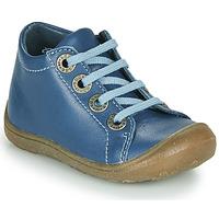 Παπούτσια Παιδί Ψηλά Sneakers Little Mary GOOD ! Μπλέ