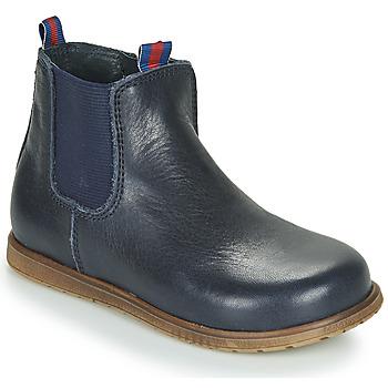 Παπούτσια Αγόρι Μπότες Little Mary JAUFFREY Marine