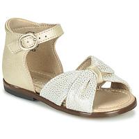 Παπούτσια Κορίτσι Σανδάλια / Πέδιλα Little Mary DIANA Gold