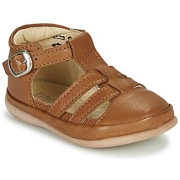 Παπούτσια Παιδί Σανδάλια / Πέδιλα Little Mary LAIBA Brown