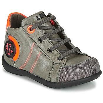 Παπούτσια Αγόρι Μπότες Little Mary FELIX Grey