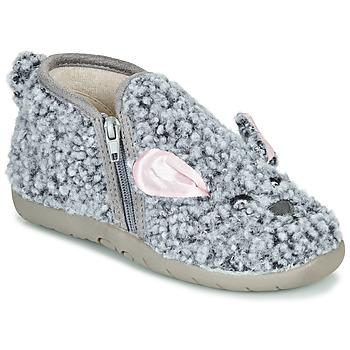 Παπούτσια Παιδί Παντόφλες Little Mary LAPINZIP Grey