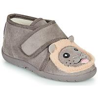 Παπούτσια Παιδί Παντόφλες Little Mary LIONVELCRO Grey