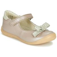 Παπούτσια Κορίτσι Μπαλαρίνες Little Mary LUDMILA Taupe