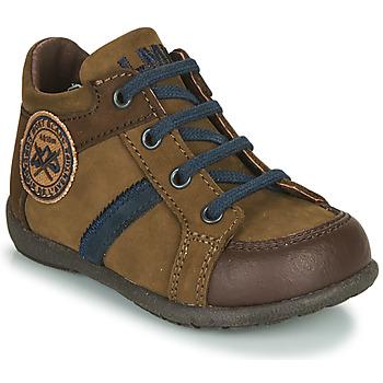 Παπούτσια Αγόρι Μπότες Little Mary COQUIN Brown