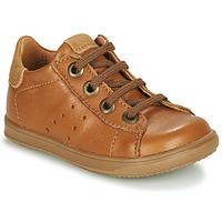 Παπούτσια Αγόρι Χαμηλά Sneakers Little Mary DUSTIN Cognac