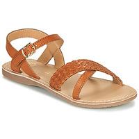 Παπούτσια Κορίτσι Σανδάλια / Πέδιλα Little Mary LIANE Cognac